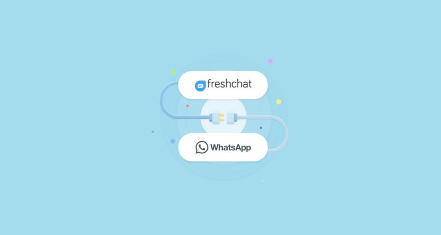 Articolo Freshchat & Whatsapp