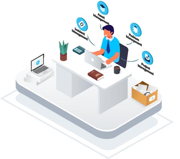 Freshservice service desk